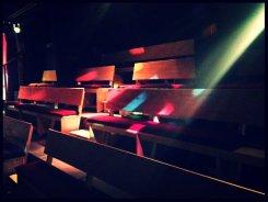 Bouffon Théâtre (Paris), 23 > 25 avril 2016 - L'ÂME RONGÉE PAR DE FOUTUES IDÉES