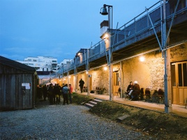 Campement Dromesko (St-Jacques-de-la-Lande), 16 & 17 novembre 2019 - PETITS EFFONDREMENTS DU MONDE LIBRE